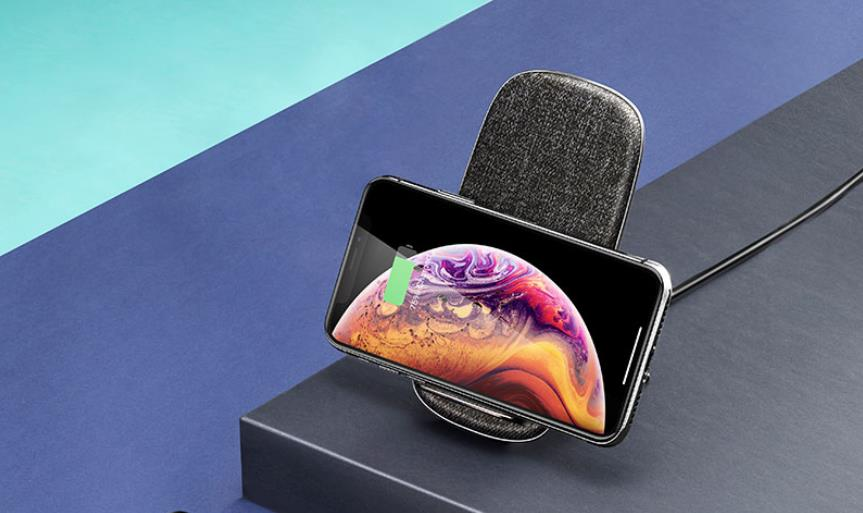 A Wireless Charger for Both Technophiles and Technophobes