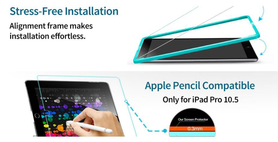 ESR 2019 iPad Air case