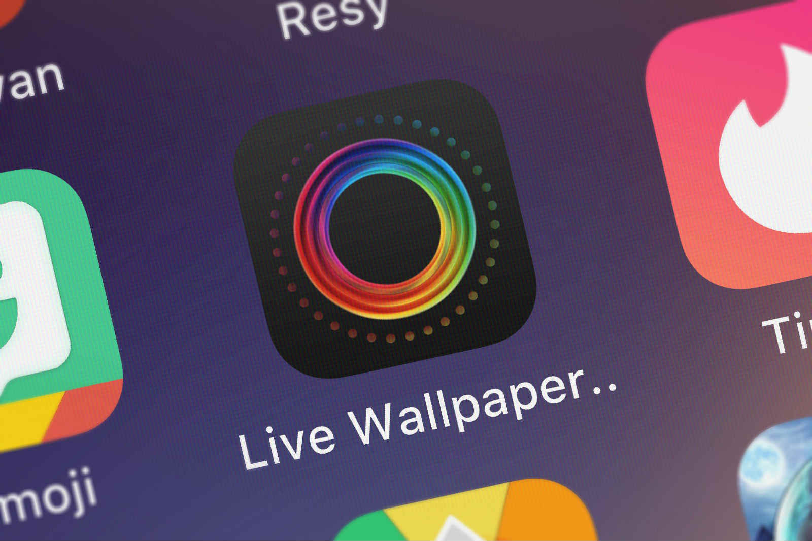 Live Wallpaper Apps