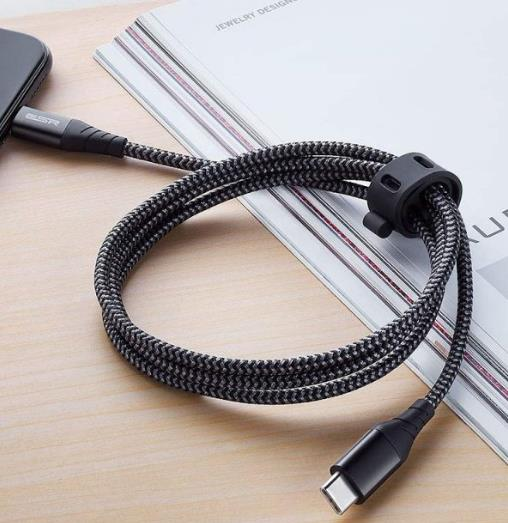 MFi USB-C to Lightning PD Charging Cable