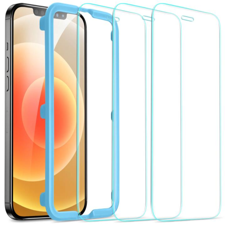 iPhone 12 Pro Tempered-Glass Screen Protector