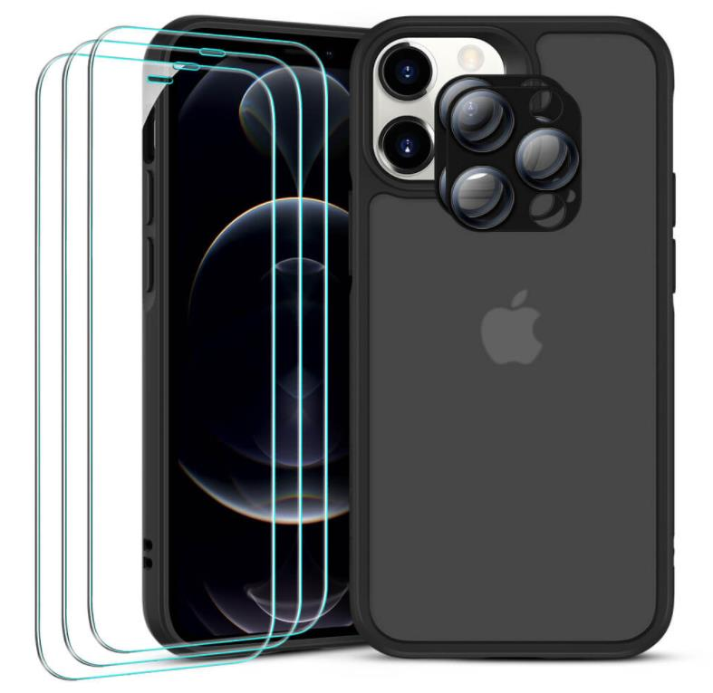 iPhone 12 Pro All-Glass Protection Bundle