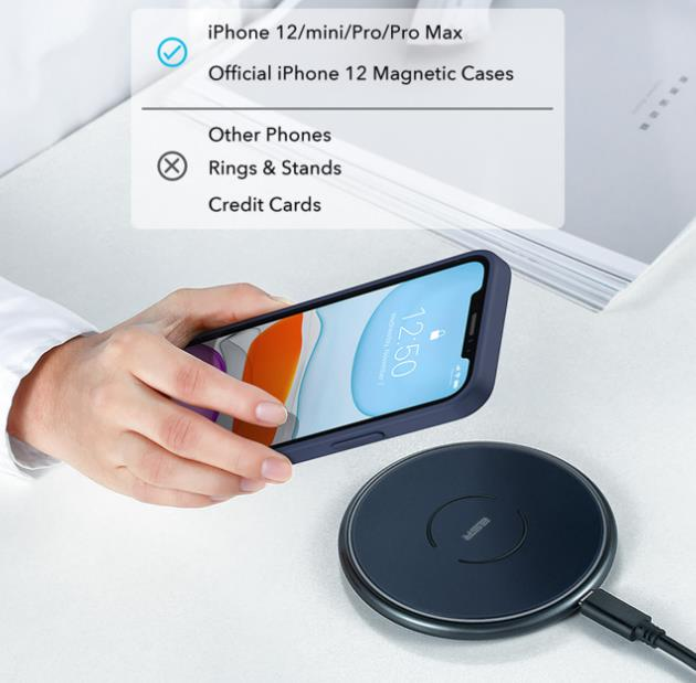 iPhone 12 Wireless Charger with MagSafe
