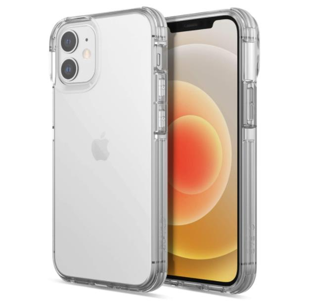 Raptic Clear Case Compatible with iPhone 12 Pro Max