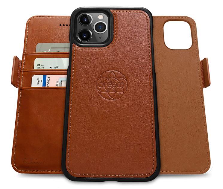 Dreem Fibonacci 2-in-1 Wallet-Case for iPhone 12