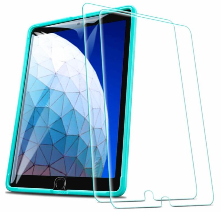 iPad Air 2019 Tempered Glass Screen Protector