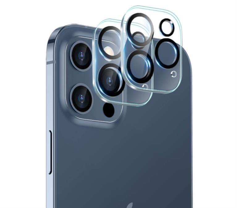 iPhone 12 Pro Clear Camera Lens Protector
