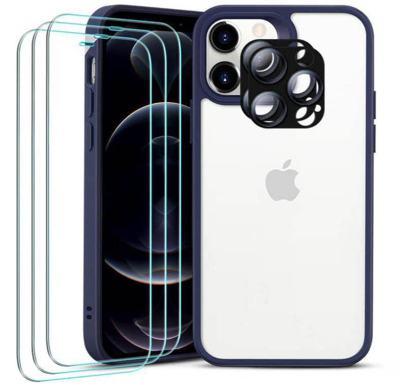 iPhone 12 Pro Full Protection Bundle