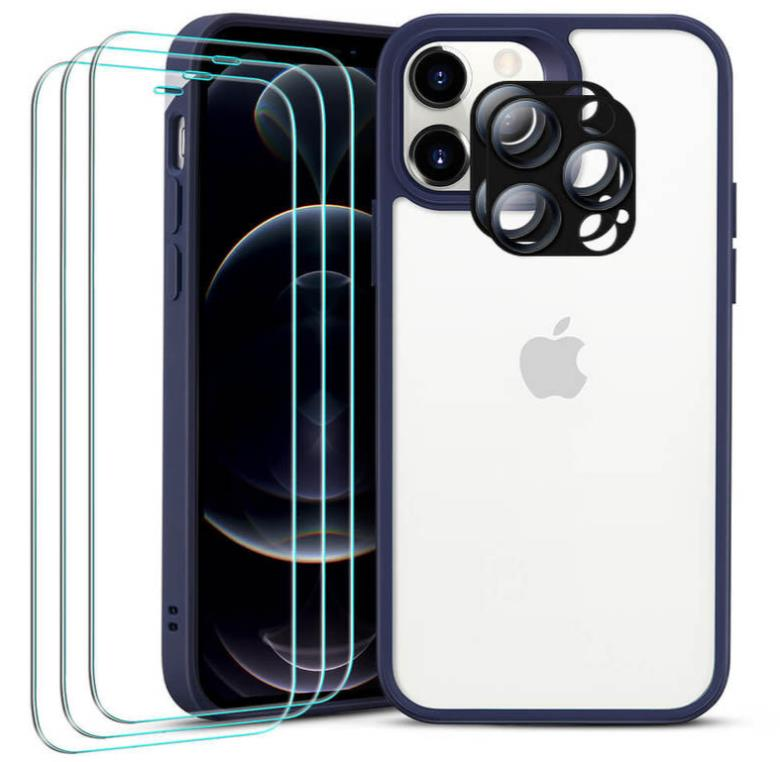 iPhone 12 Pro Max Full Protection Bundle