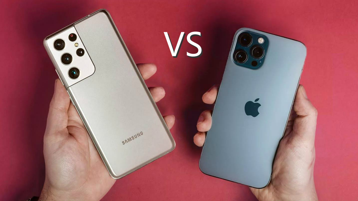 Galaxy S21 Ultra Vs. iPhone 12 Pro Max: What's the ...