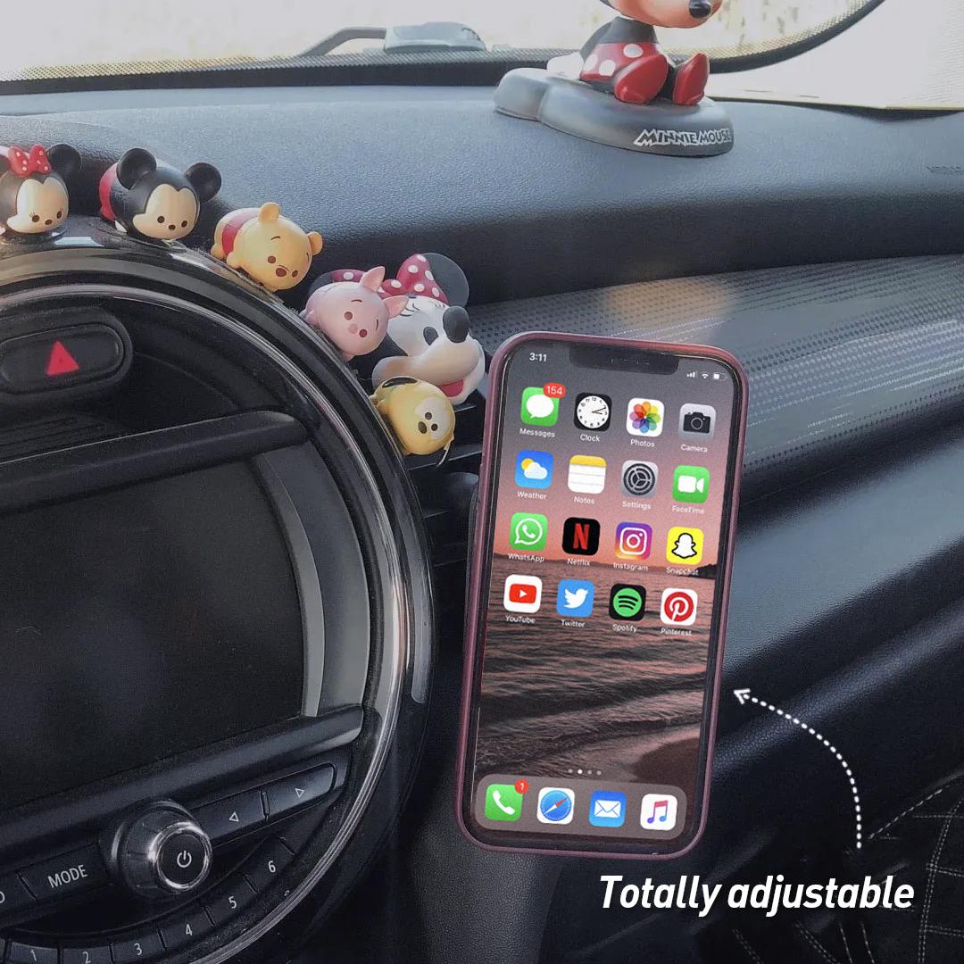 HoloLock car charger