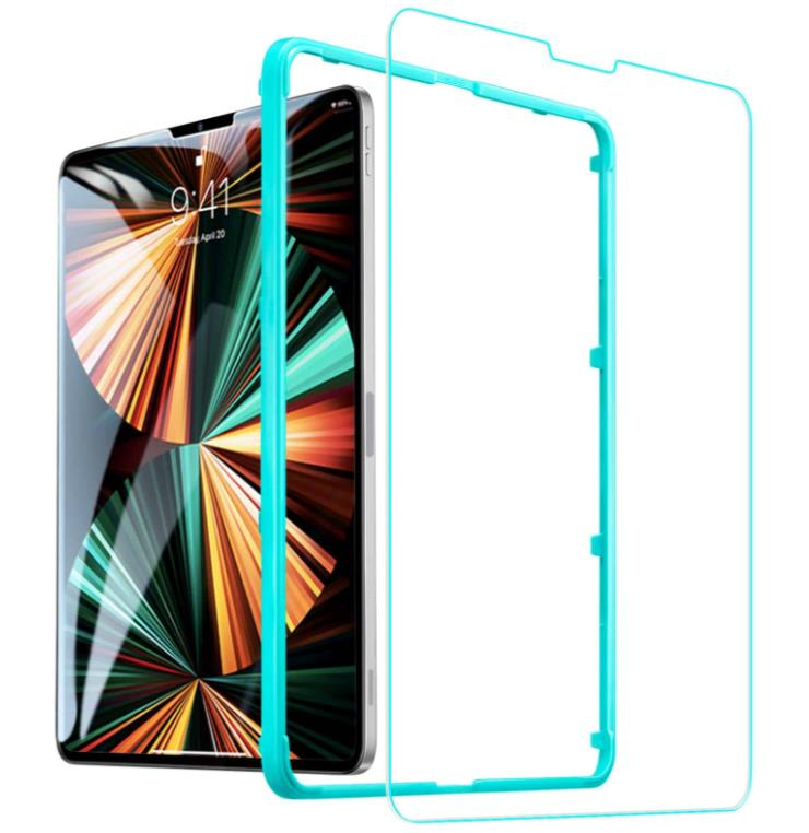 iPad Pro 2021 Tempered-Glass Screen Protector