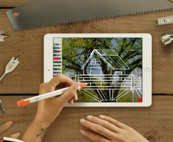 Logitech Crayon Digital Pencil for iPad Pro 12.9