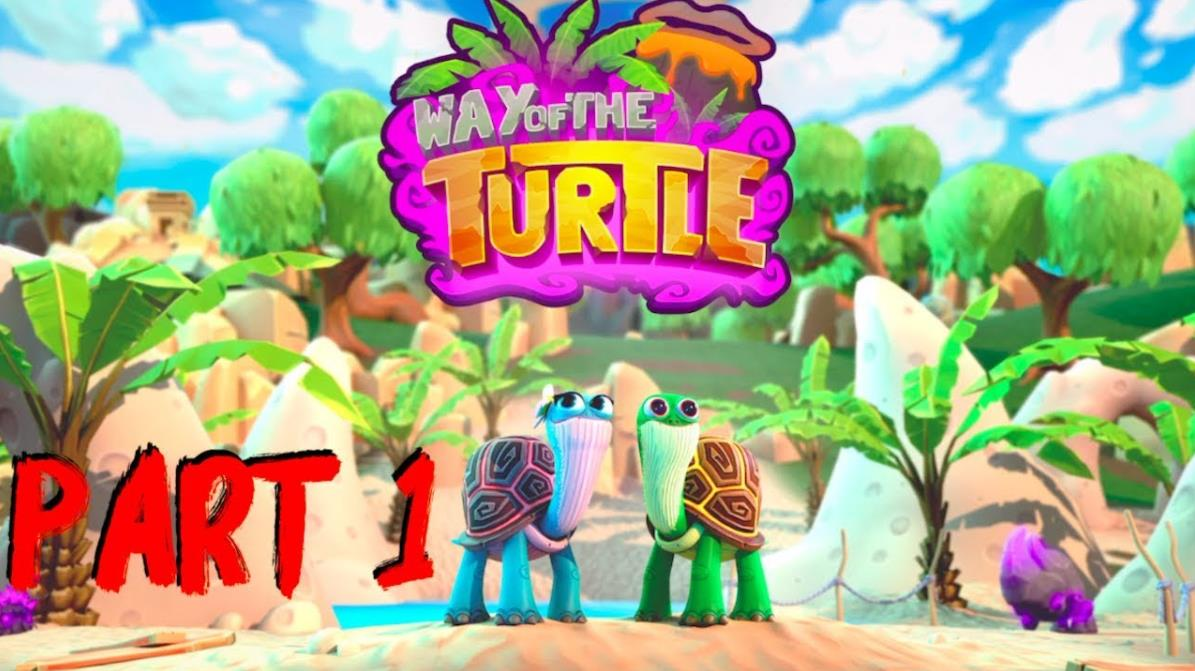 iPad Game Way of the Turtle