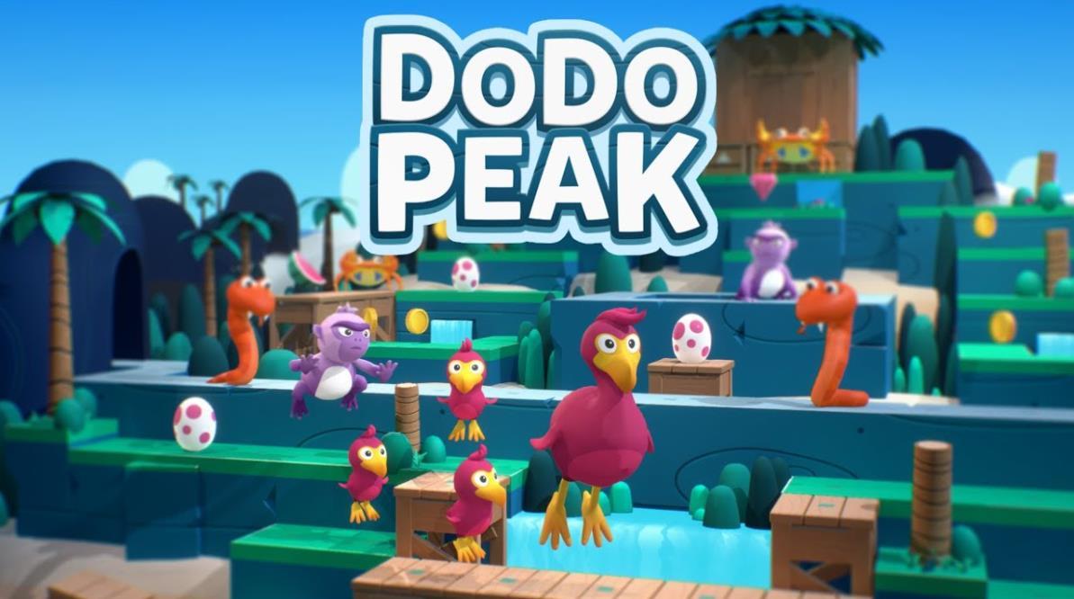 iPad Game Dodo Peak