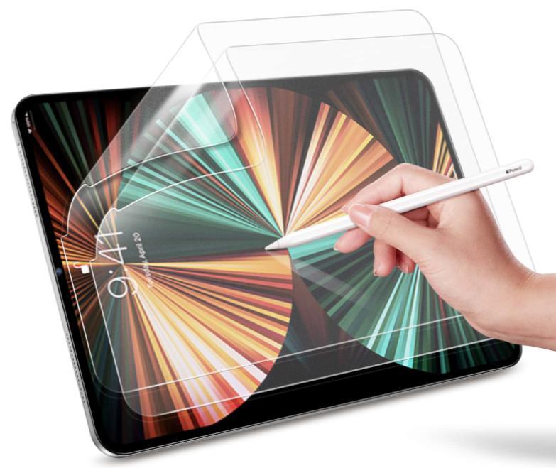 iPad Pro 12.9 2021 Paper-Feel Displayschutzfolie