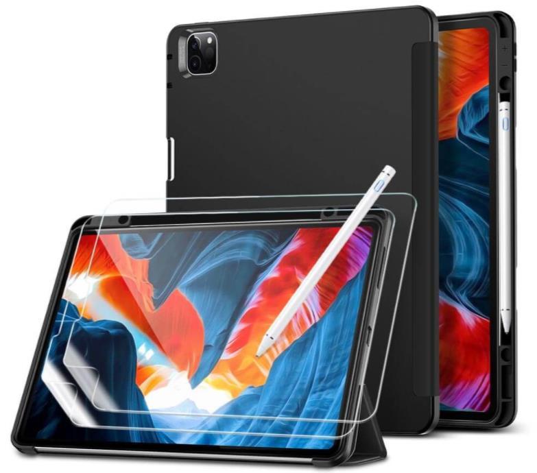 iPad Pro 12.9 2021 Stylus Protection Bundle