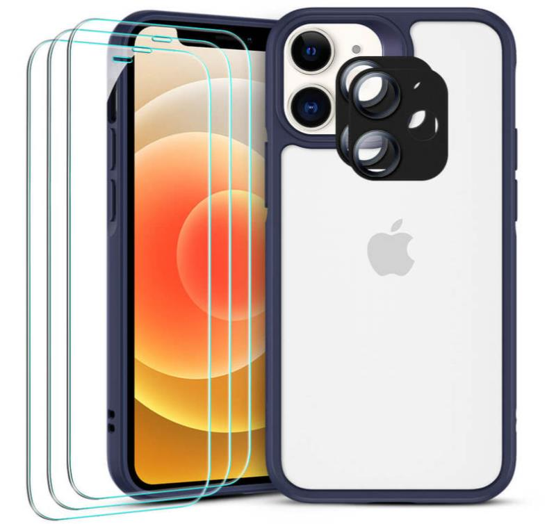 iPhone 12 All-Glass Protection Bundle