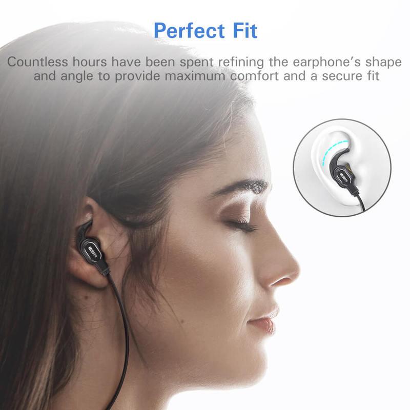Dual Driver Bluetooth Earphones 5
