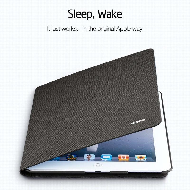iPad 234 Urban Premium Folio Case 4