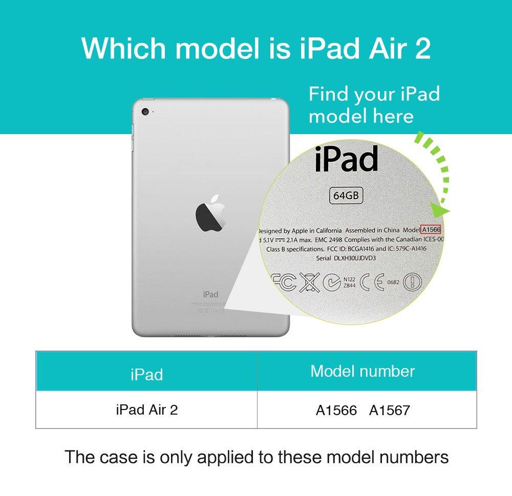 iPad Air 2 Urban Premium Folio Case1