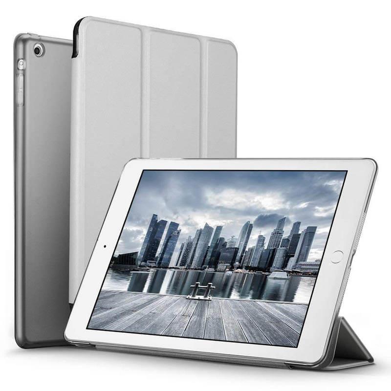 iPad Mini Mini 2 Mini 3 Yippee Trifold Smart Case grey