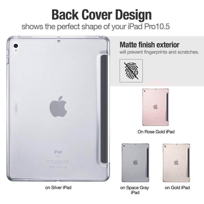 iPad Pro 10.5 Yippee Back Case 4