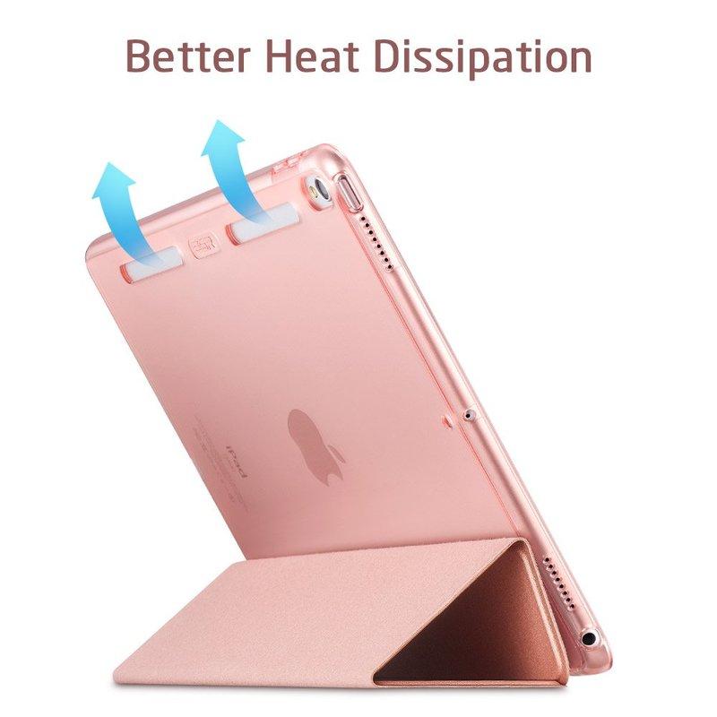 iPad Pro 10.5 Yippee Trifold Smart Bumper Case2