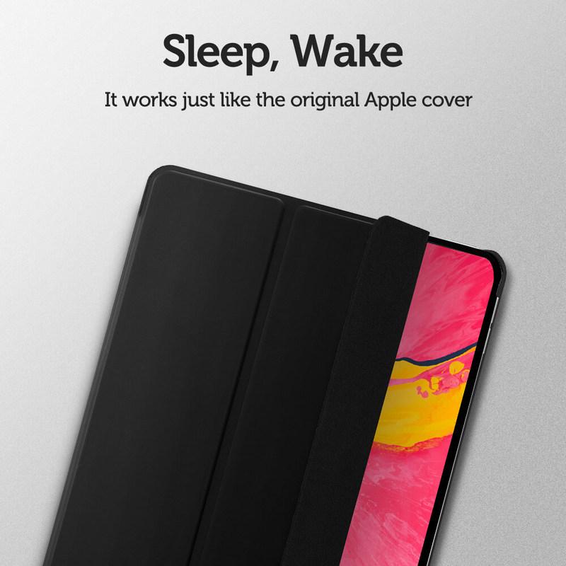 iPad Pro 11 Yippee Premium Trifold Case 7