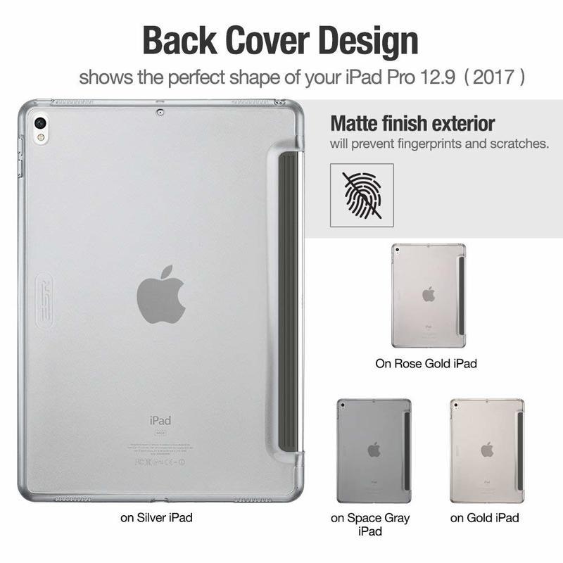 iPad Pro 12.9 2017 Yippee Back Case 4