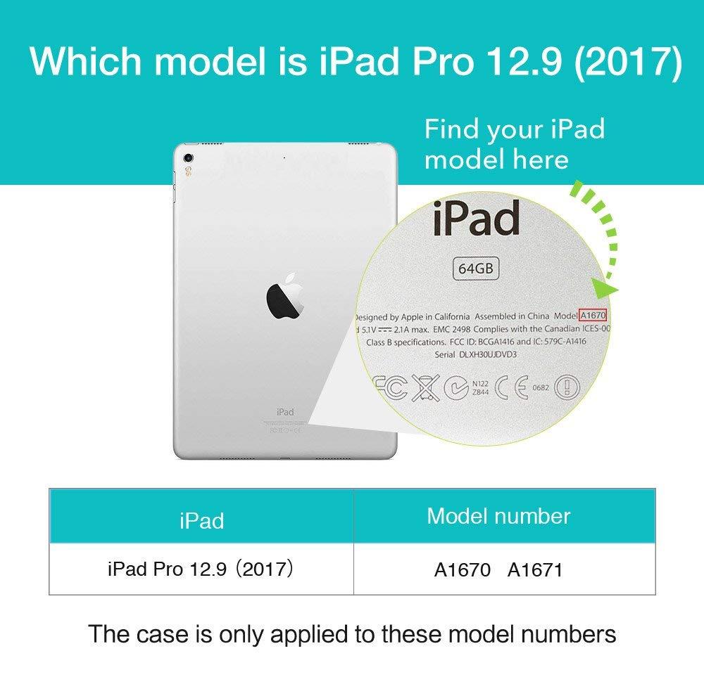 iPad Pro 12.9 2017 Yippee Back Case 7