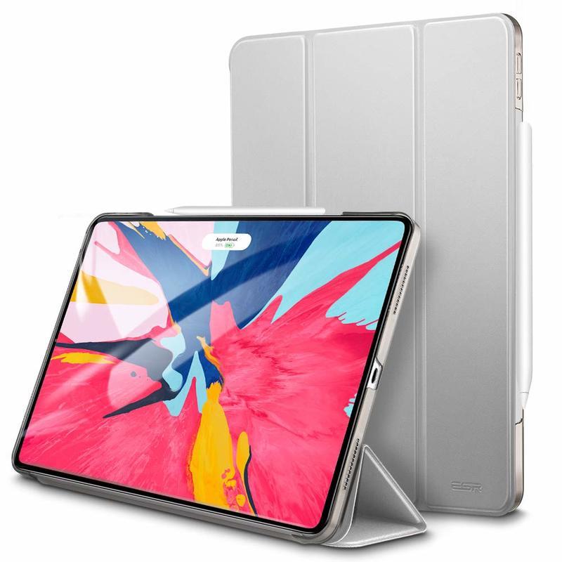 iPad Pro 12.9 2018 Yippee Trifold Smart Case gray