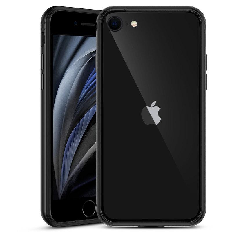 iPhone SE 202087 Crown Metal Bumper Case 1 1