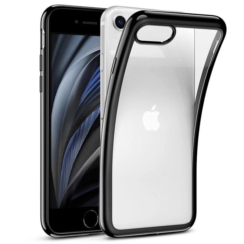 iPhone SE 202087 Slim Clear Soft TPU Case 1 1