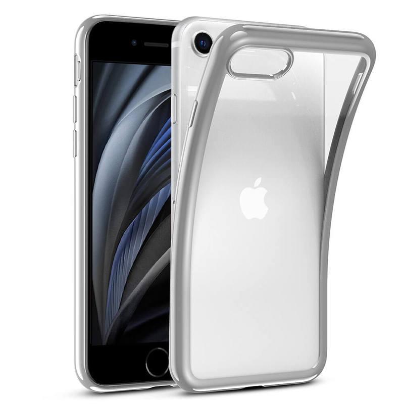 iPhone SE 202087 Slim Clear Soft TPU Case 3 1