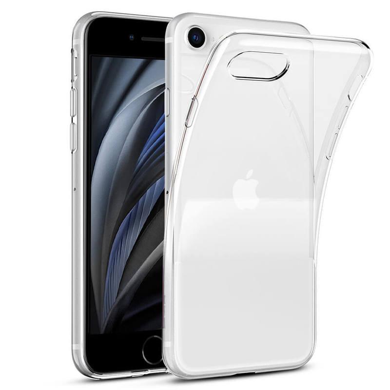 iPhone SE 202087 Slim Clear Soft TPU Case