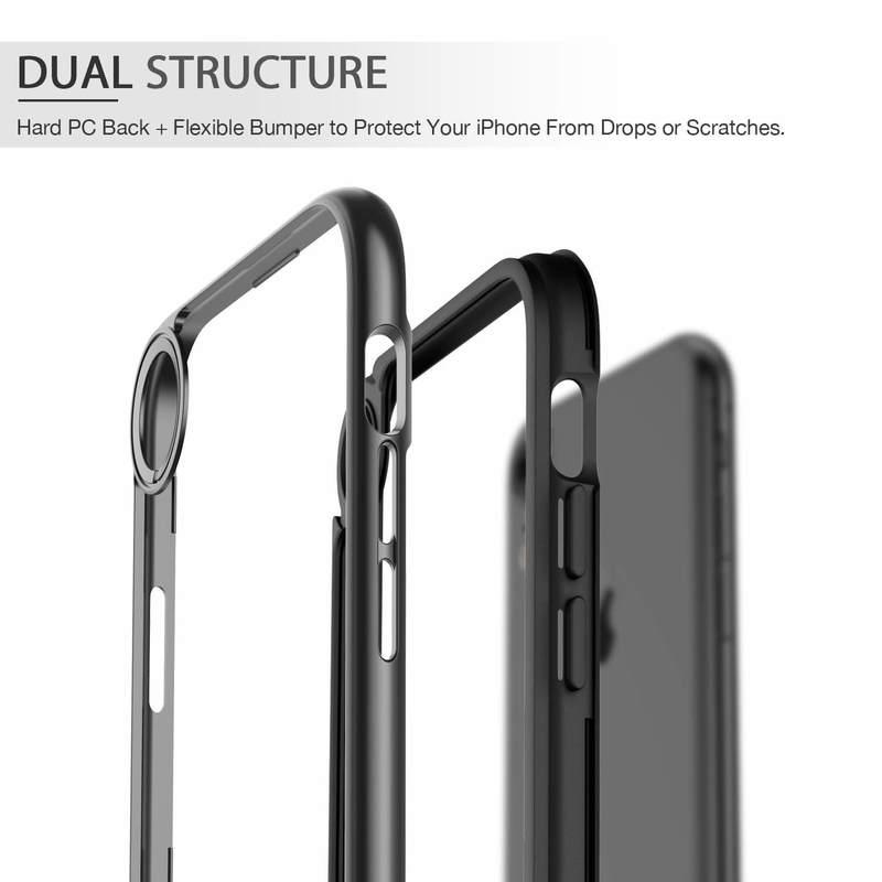 iPhone XR Bumper Hoop Case 3