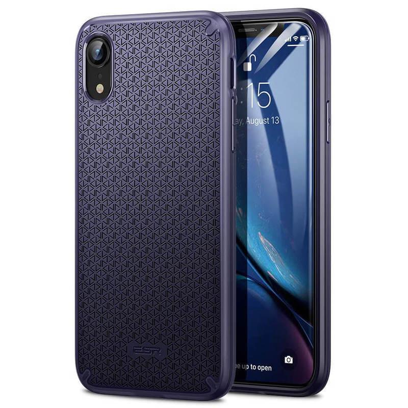 iPhone XR Kikko Slim Case blue