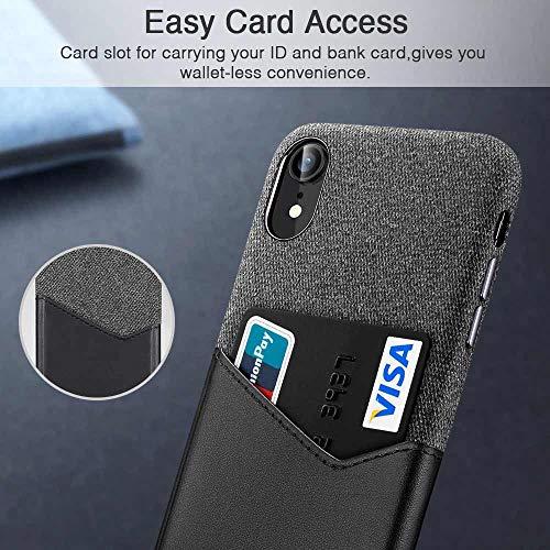 iPhone XR Metro Wallet Case 1