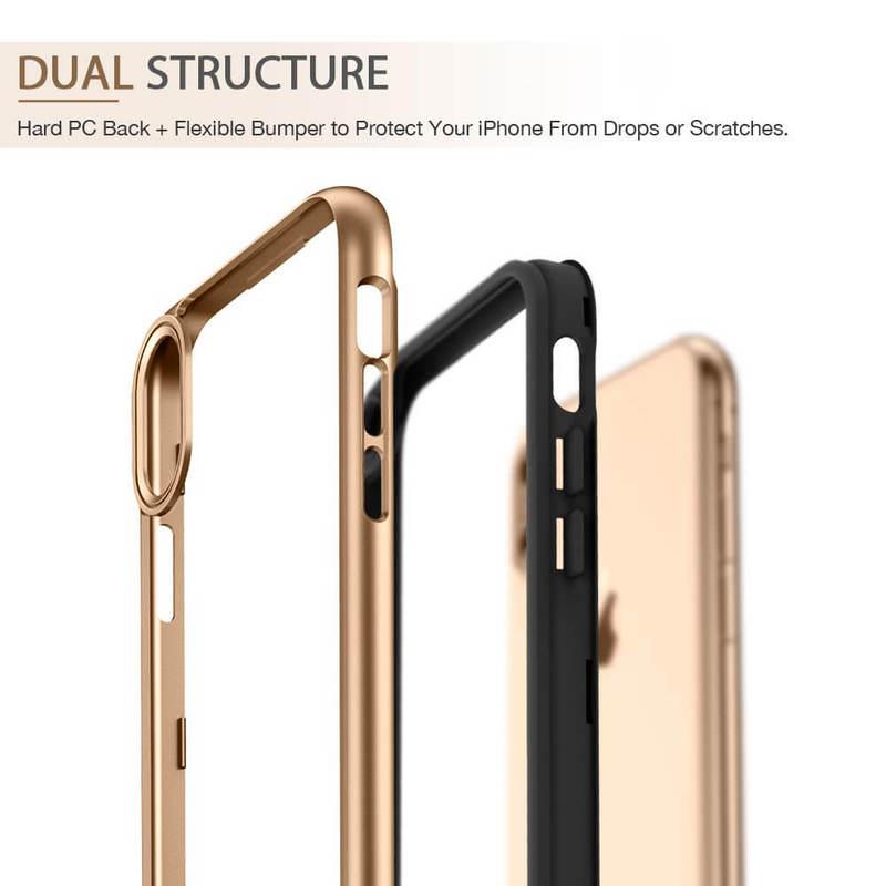 iPhone XS Max Bumper Hoop Case 1