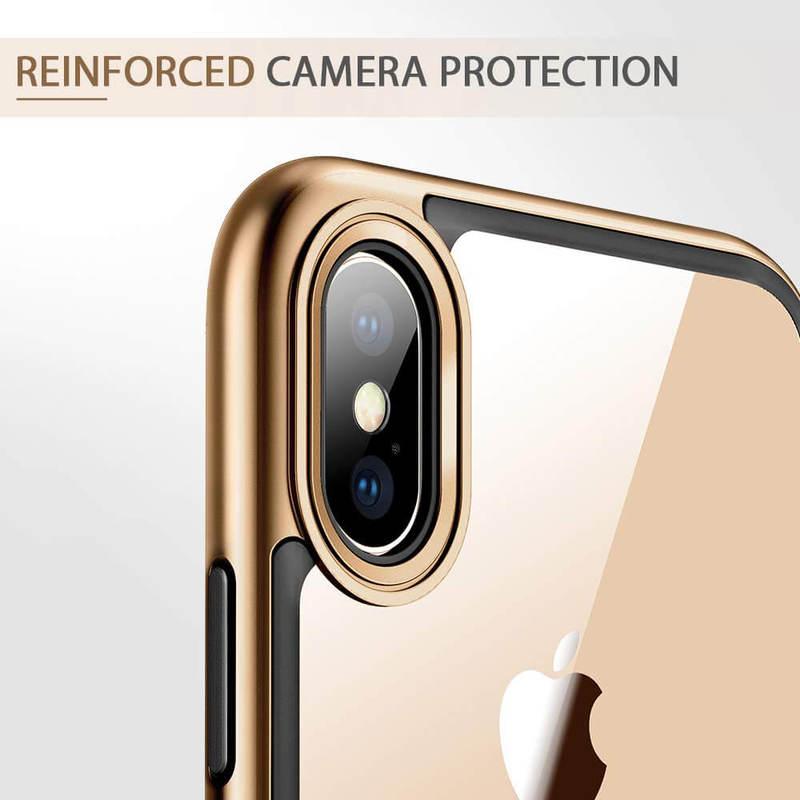 iPhone XS Max Bumper Hoop Case 5