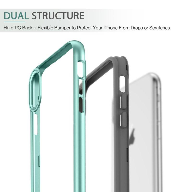 iPhone XSX Bumper Hoop Case 1