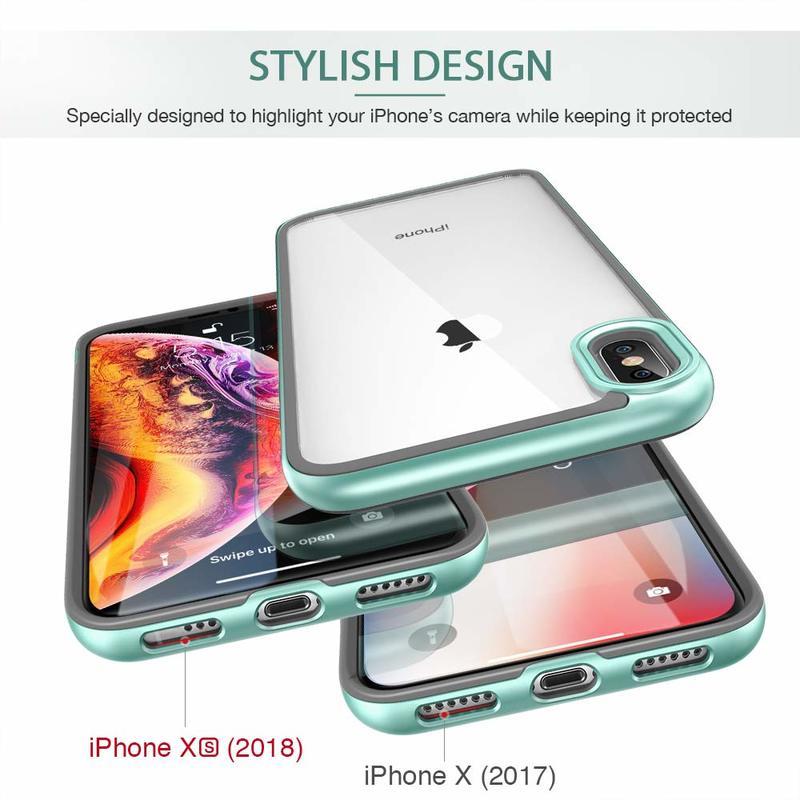 iPhone XSX Bumper Hoop Case 2