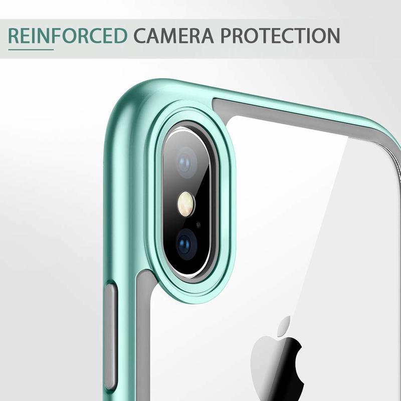 iPhone XSX Bumper Hoop Case 5