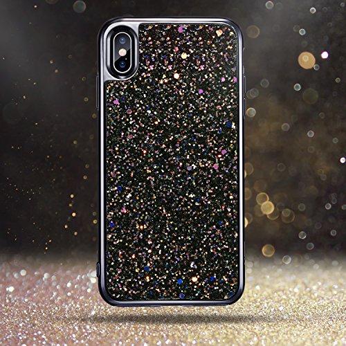 iPhone XSX Glitter Hard Case 1