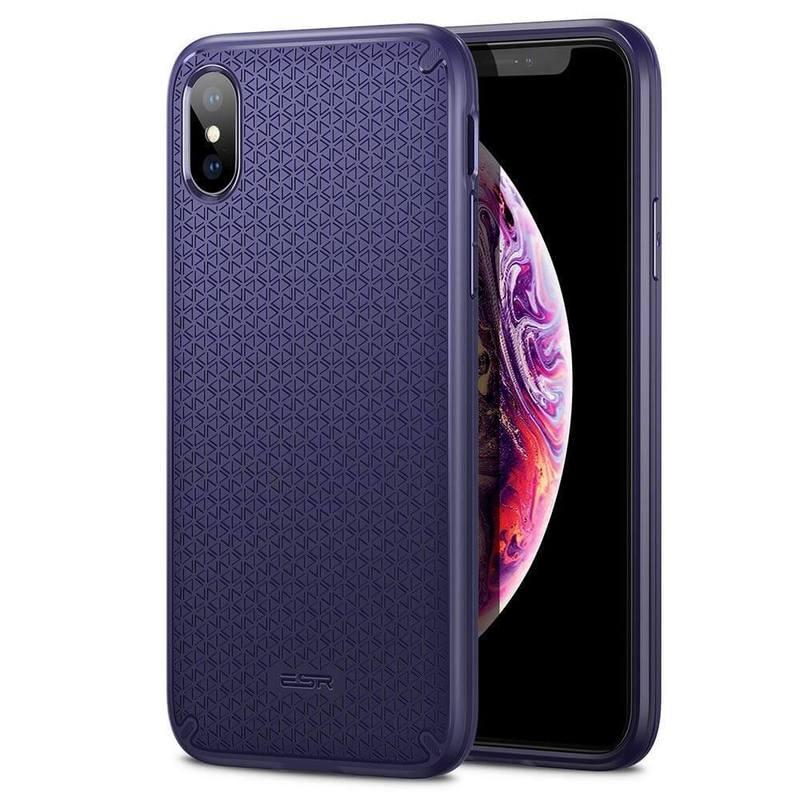 iPhone XSX Kikko Slim Case blue