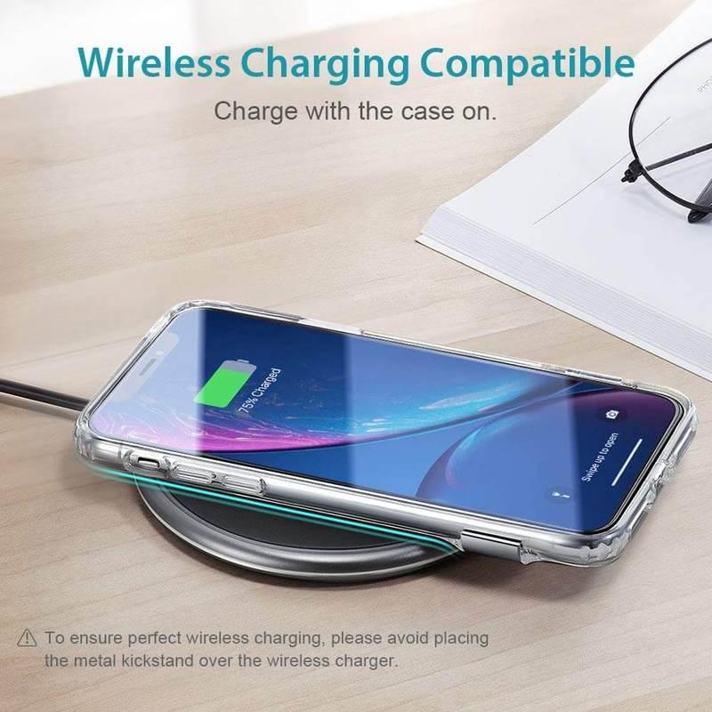 iPhone XSX Metal Kickstand Case 4