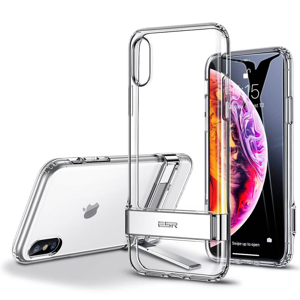 iPhone XSX Metal Kickstand Case1