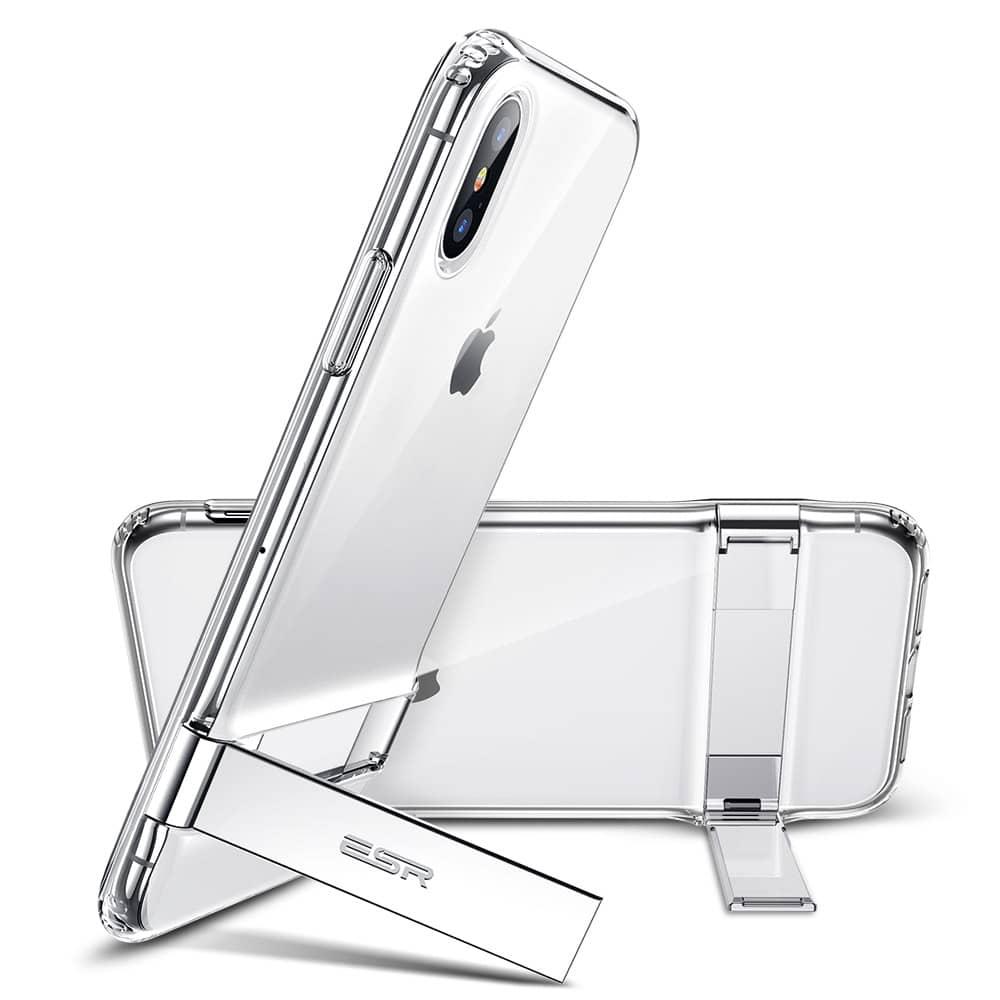 iPhone XSX Metal Kickstand Case3