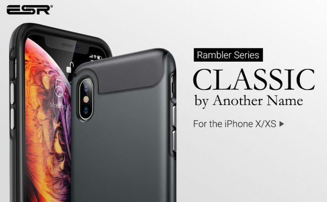 iPhone XSX Rambler Rugged Heavy Duty Case 2